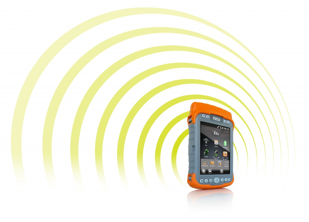 Improve GPS signal accuracy with this app for the Mesa Geo