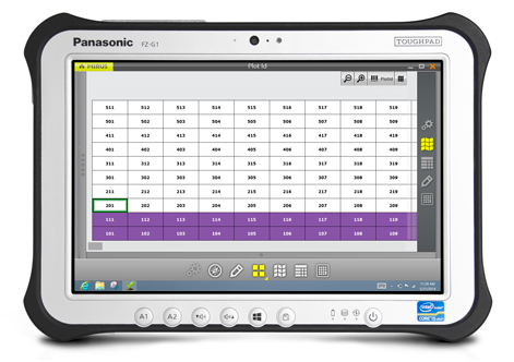 Mirus 2.1 for agricultural field researchers
