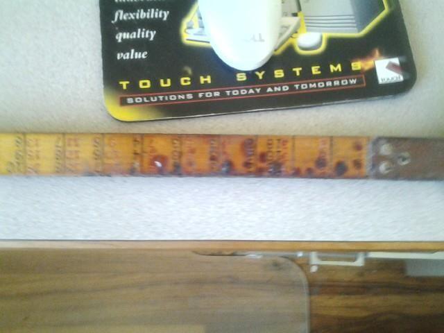 Joe's burnt scale stick
