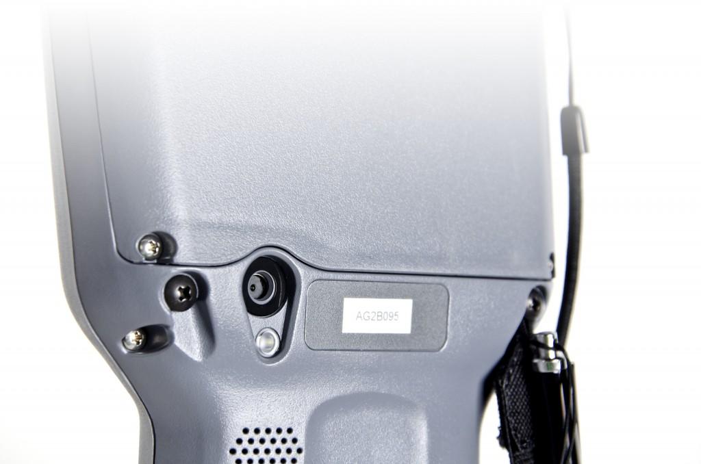 Allegro 2 rugged handheld Camera