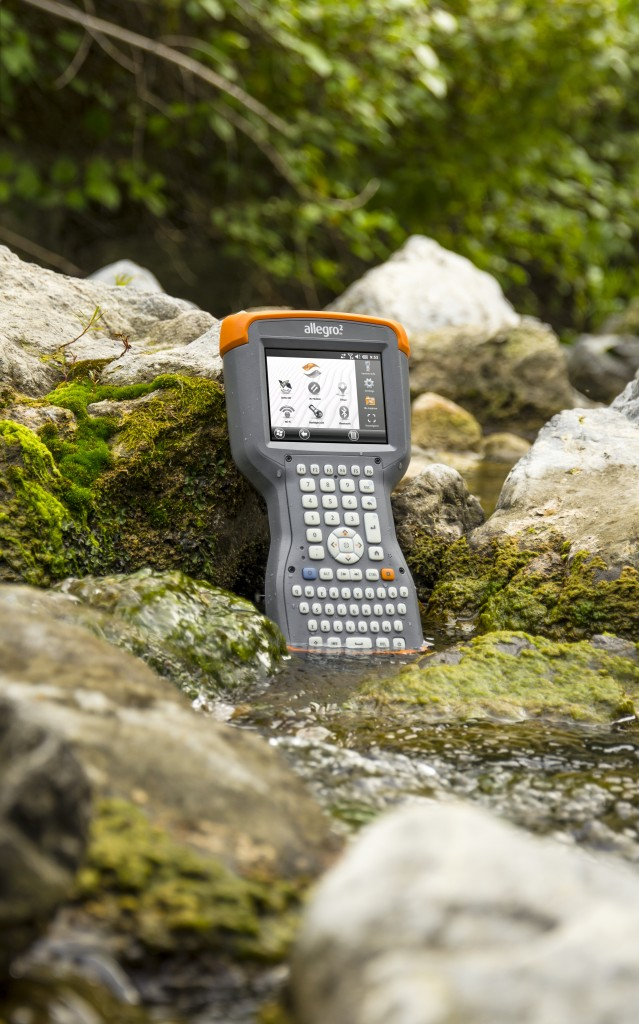Announcing the New Allegro 2 Rugged Handheld!