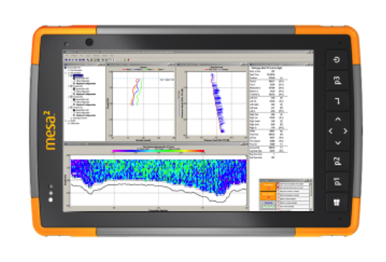 Mesa 2 Rugged Tablet for Water Resource