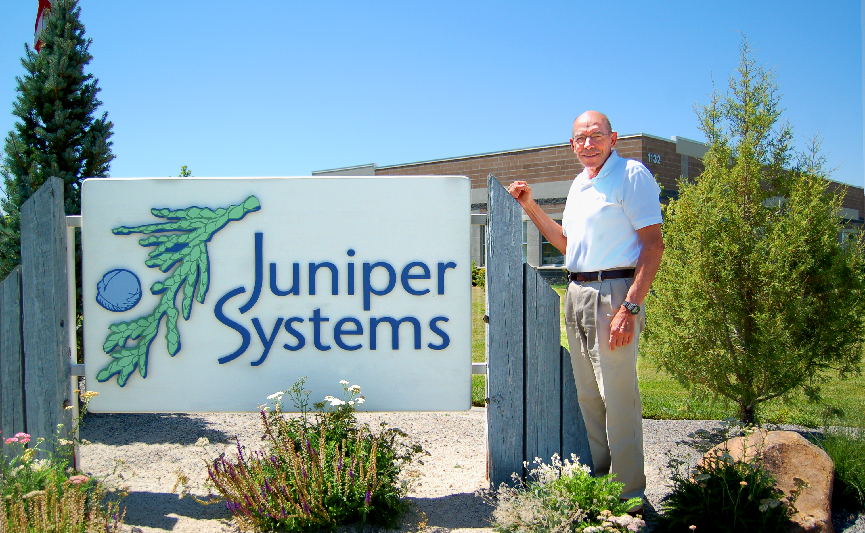 Juniper Systems Founder Ron Campbell Retires After 24 Years of Hard Work and Dedication
