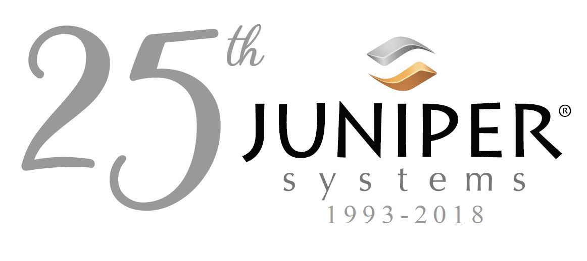 Juniper Systems Celebrates 25 Years of Business