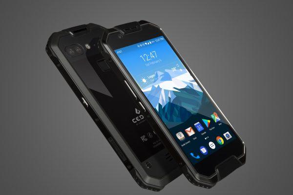 Inside the Cedar CP3 Rugged Smartphone
