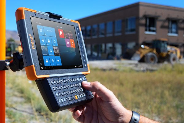 The Mesa 2 Rugged Tablet Attachable Keyboard is here