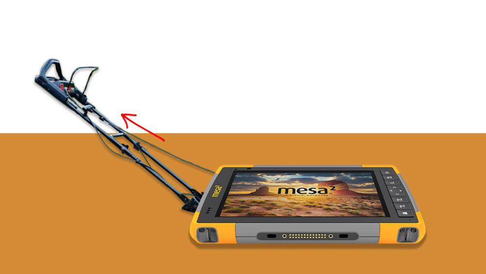 Mesa 2 Rugged Tablet quick start guide