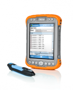 Juniper Handhelds and RFID Reader a Winning Combo