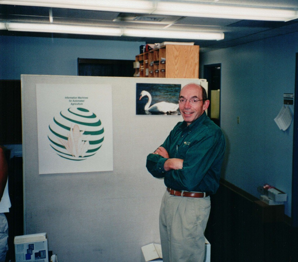 Ron Campbell, founder of Juniper Systems