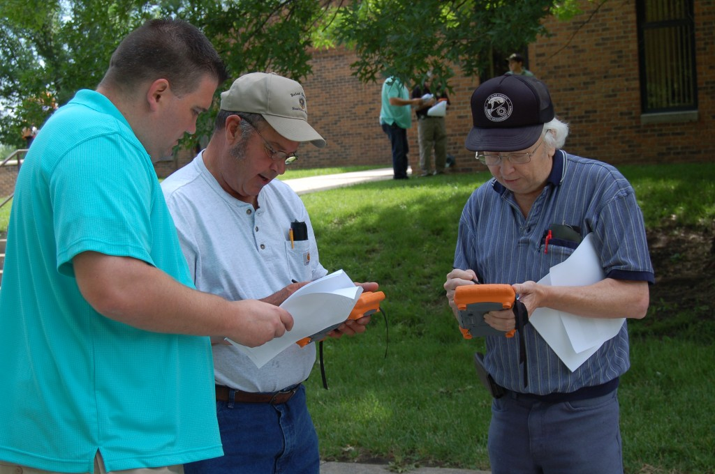 Missouri county officials learn how to use the Mesa for disaster management