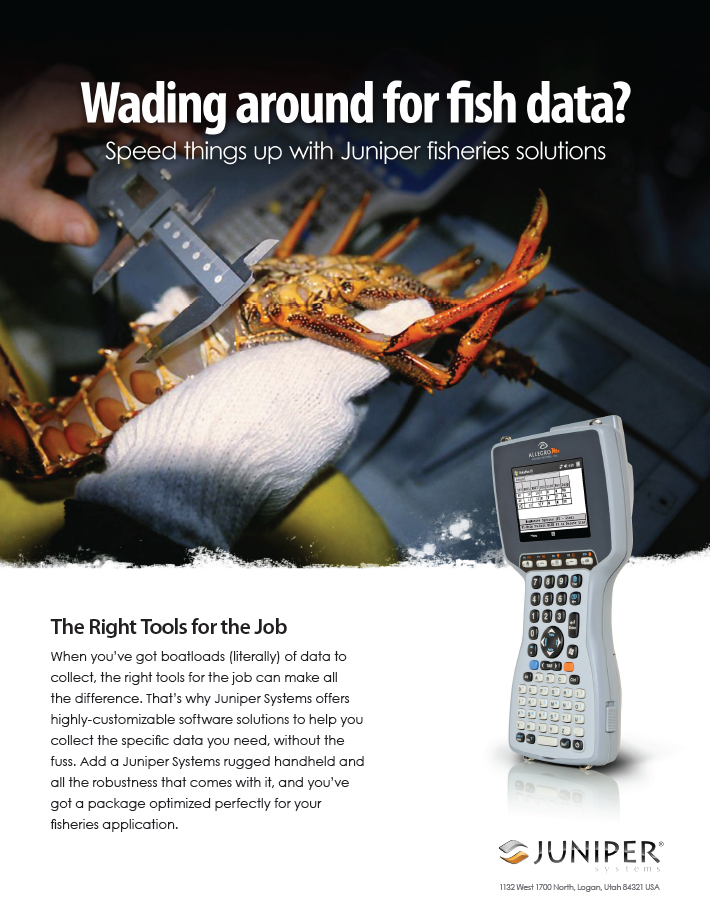 Check Out Our Fisheries Solutions