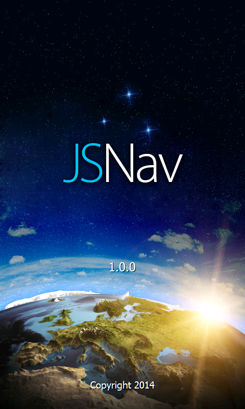 JSNav: An Easy-to-Use GNSS App