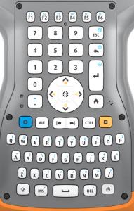 Allegro 2 keyboard