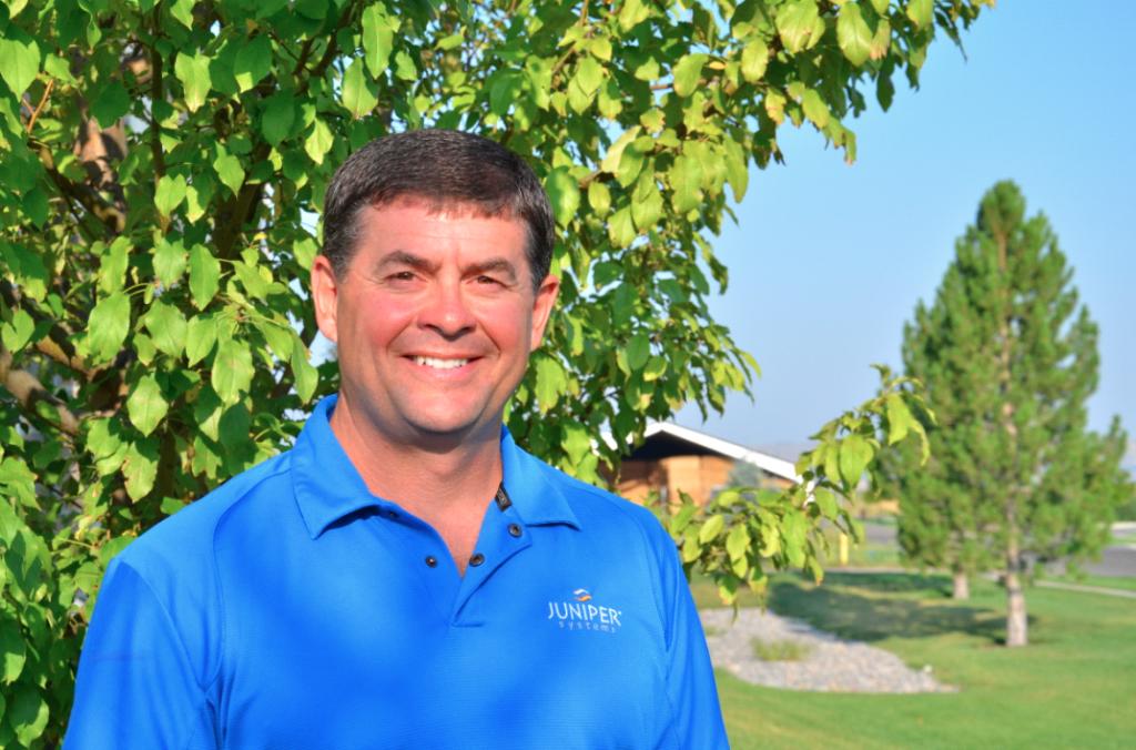DeVon Labrum, New CEO