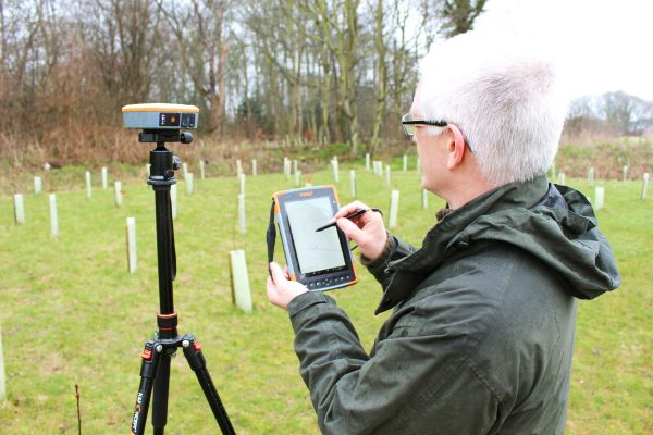 Merging tradition with technology for natural woodland burial grounds
