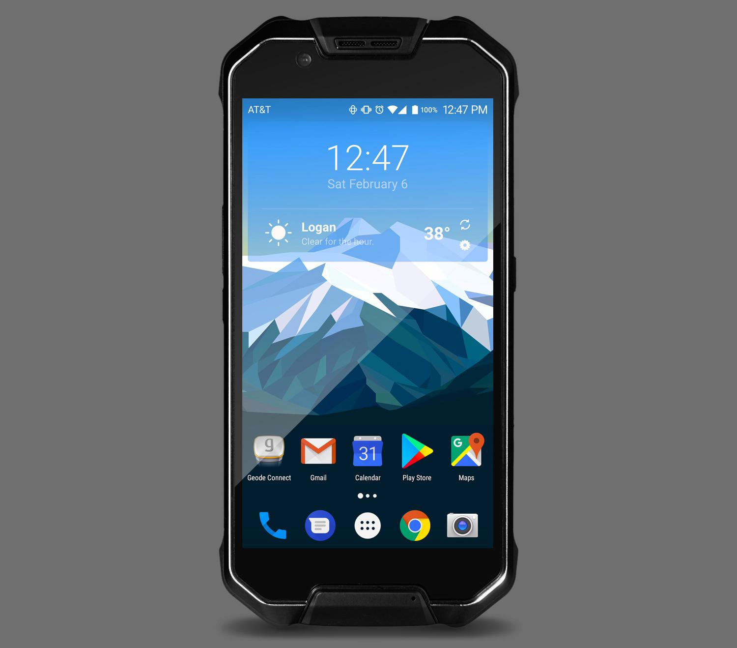 CP3 Rugged Smartphone