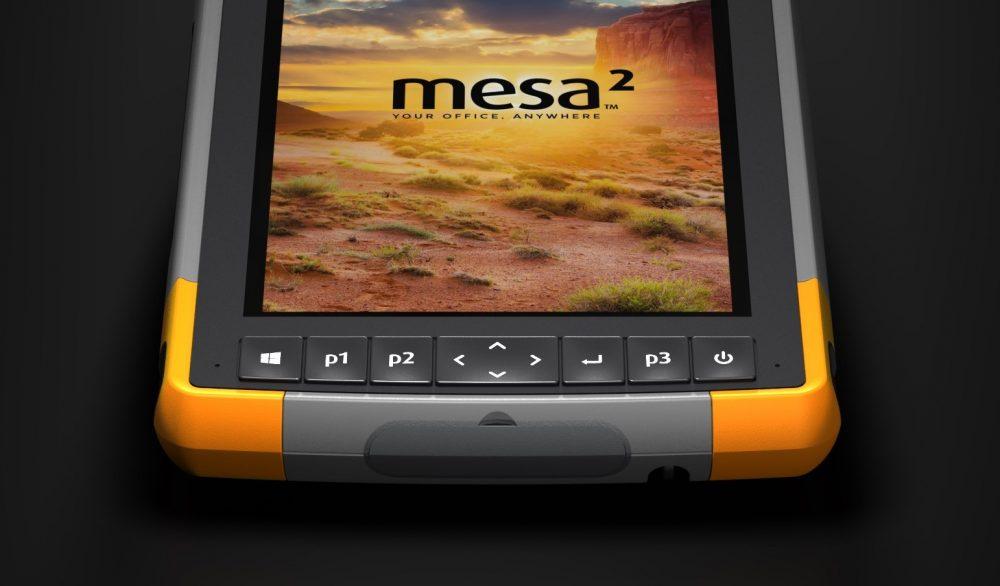 Mesa 2 Rugged Tablet