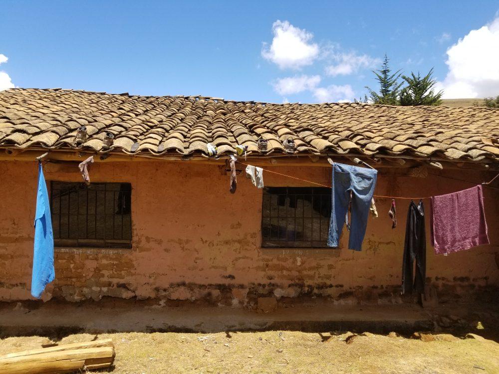 Las Pircas, Peru