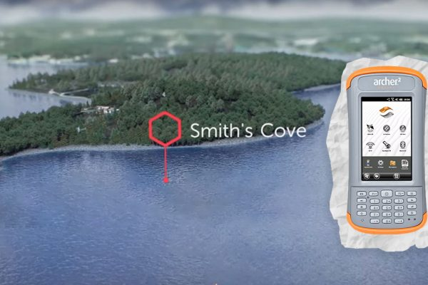 Archer 2 Rugged Handheld appears on History network's hit show 'The Curse of Oak Island'