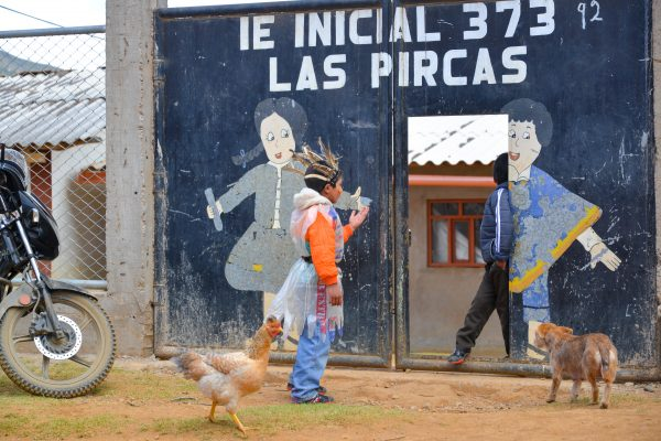 In Las Pircas, Peru, Juniper Systems sees joy despite poverty on humanitarian trip