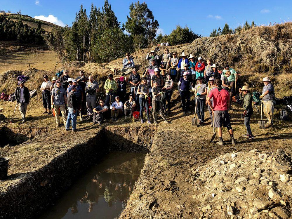 Choice Humanitarian in Las Pircas, Peru