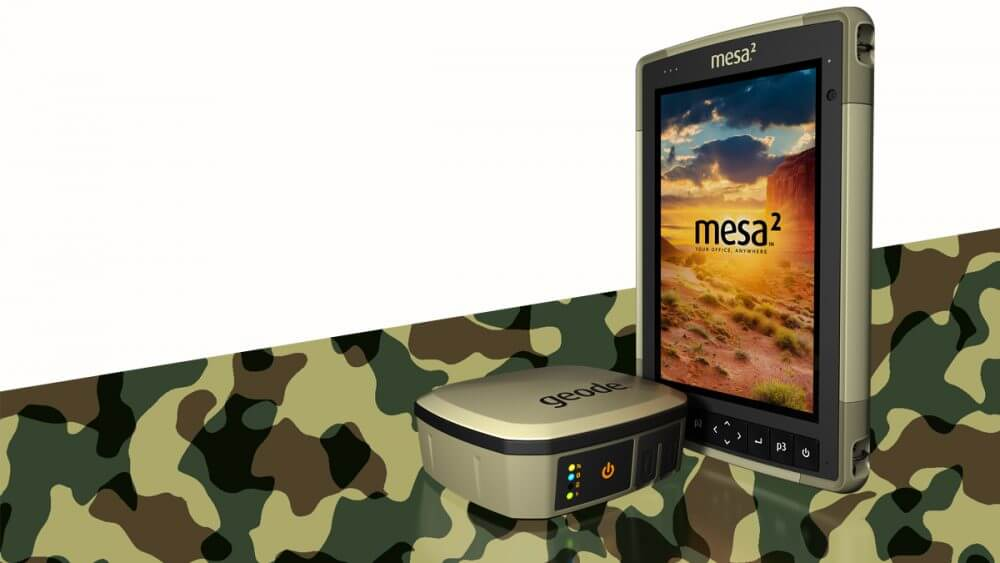 MIL-STD-810G rugged devices