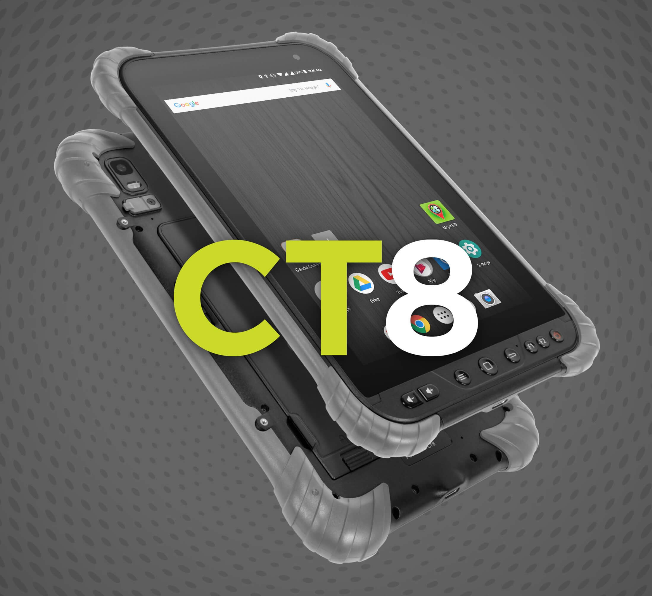 Cedar Ct8 Rugged Tablet