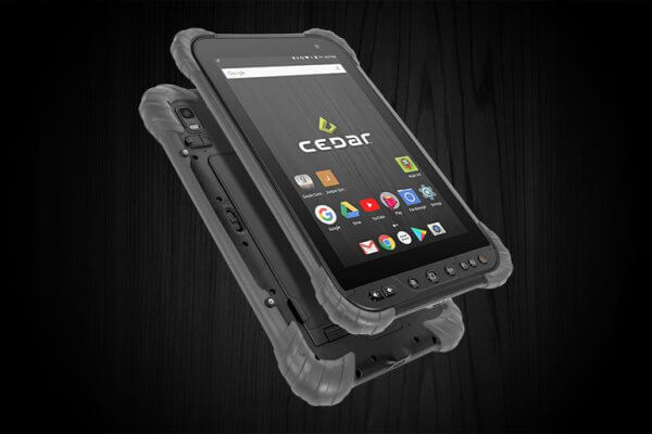 Inside the Cedar CT8 Rugged Tablet