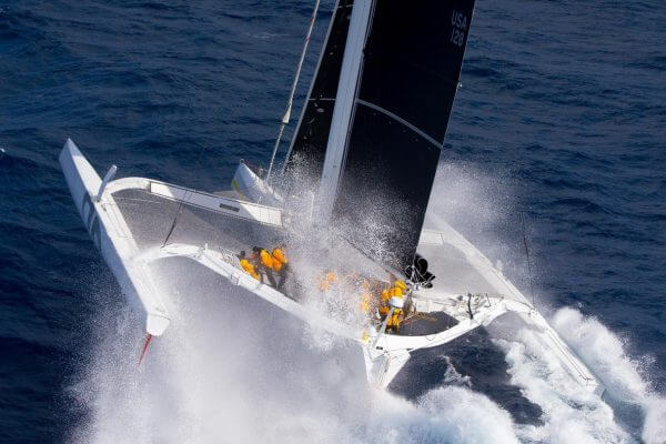 Professional sailboat racer finds a winner in the Mesa 2 Rugged Tablet