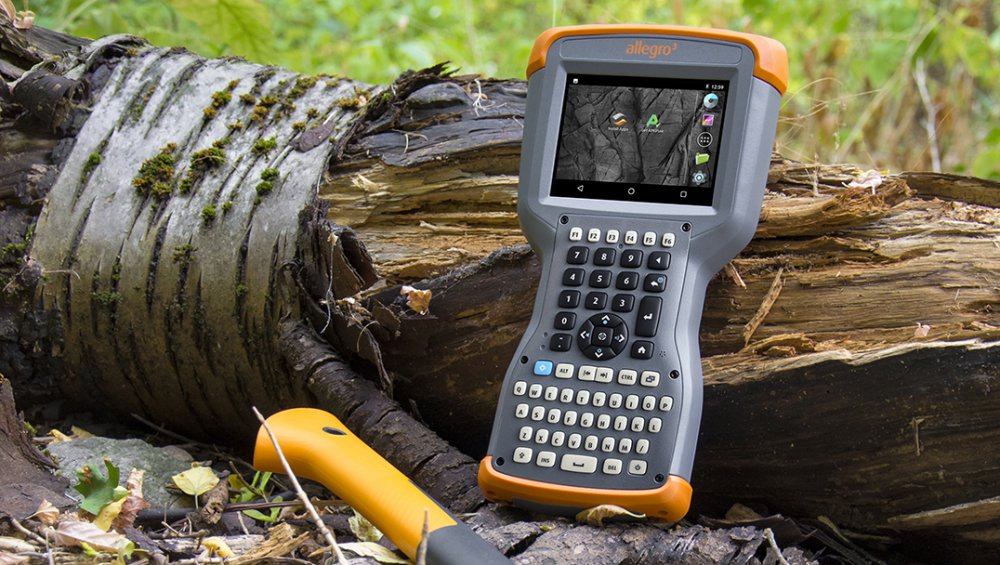 Allegro 3 Rugged Handheld