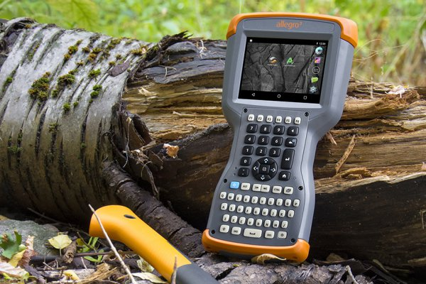 Inside the Allegro 3 Rugged Handheld