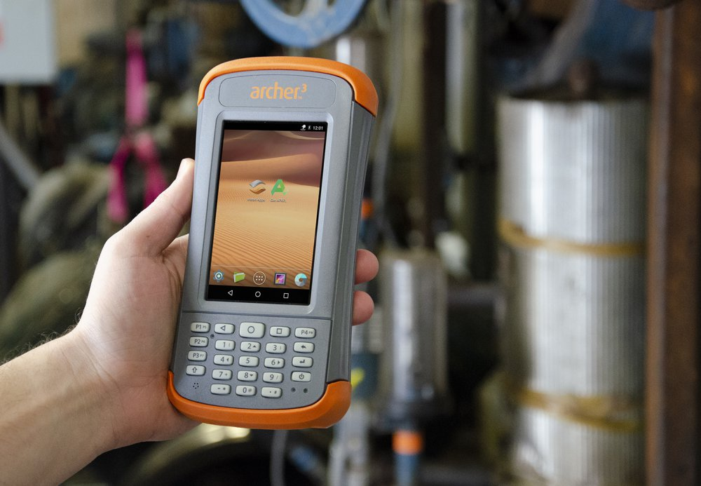 Inside The Archer 3 Rugged Handheld
