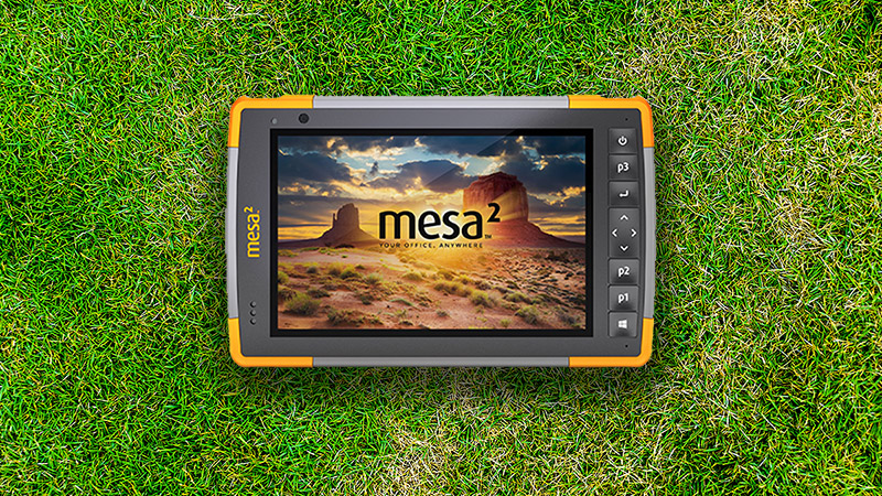 Why this athletic performance coordinator and sports scientist uses the Mesa 2 Rugged Tablet