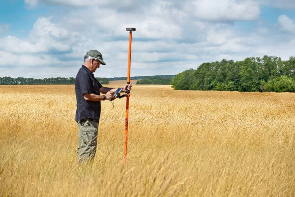 Best practices for better GPS accuracy in the field