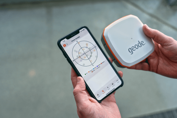 Esri® ArcGIS applications now updated to fully support the Geode GNS2 Real-time Sub-meter GPS Receiver on iPhone® and iPad®