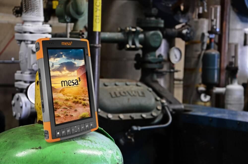 The Mesa 3 in now hazardous location certified