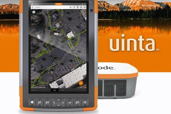 Introducing the best mapping and data collection software: Uinta™