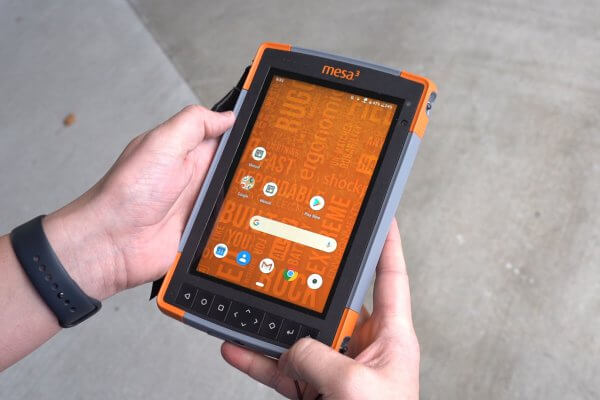 Comparing Android rugged tablets: Mesa 3 Rugged Tablet vs. the Cedar CT8 Rugged Tablet