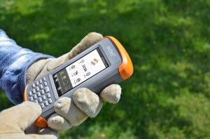 The Archer 2, a rugged mobile device with the most durable capacitive touchscreen.