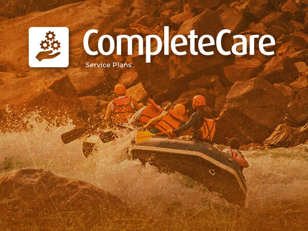 Imagery to represent CompleteCare Service Plans