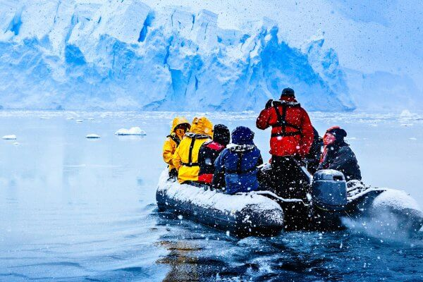 Collecting data in harsh environments